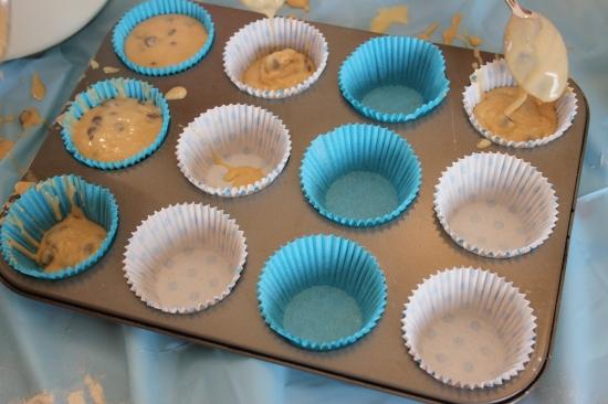 choco chip muffins 008