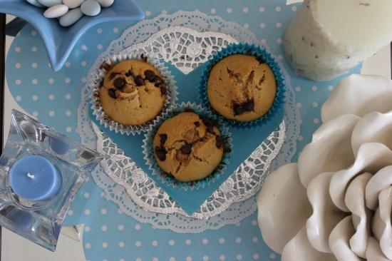 choco chip muffins 012