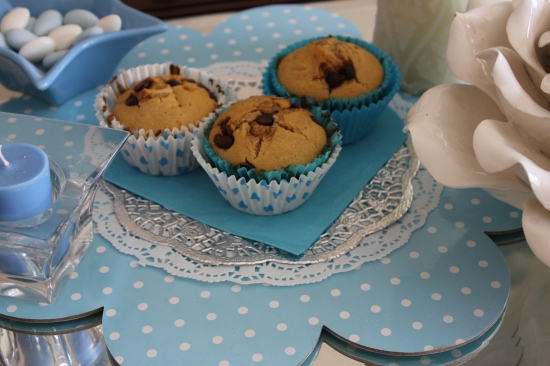 choco chip muffins 013